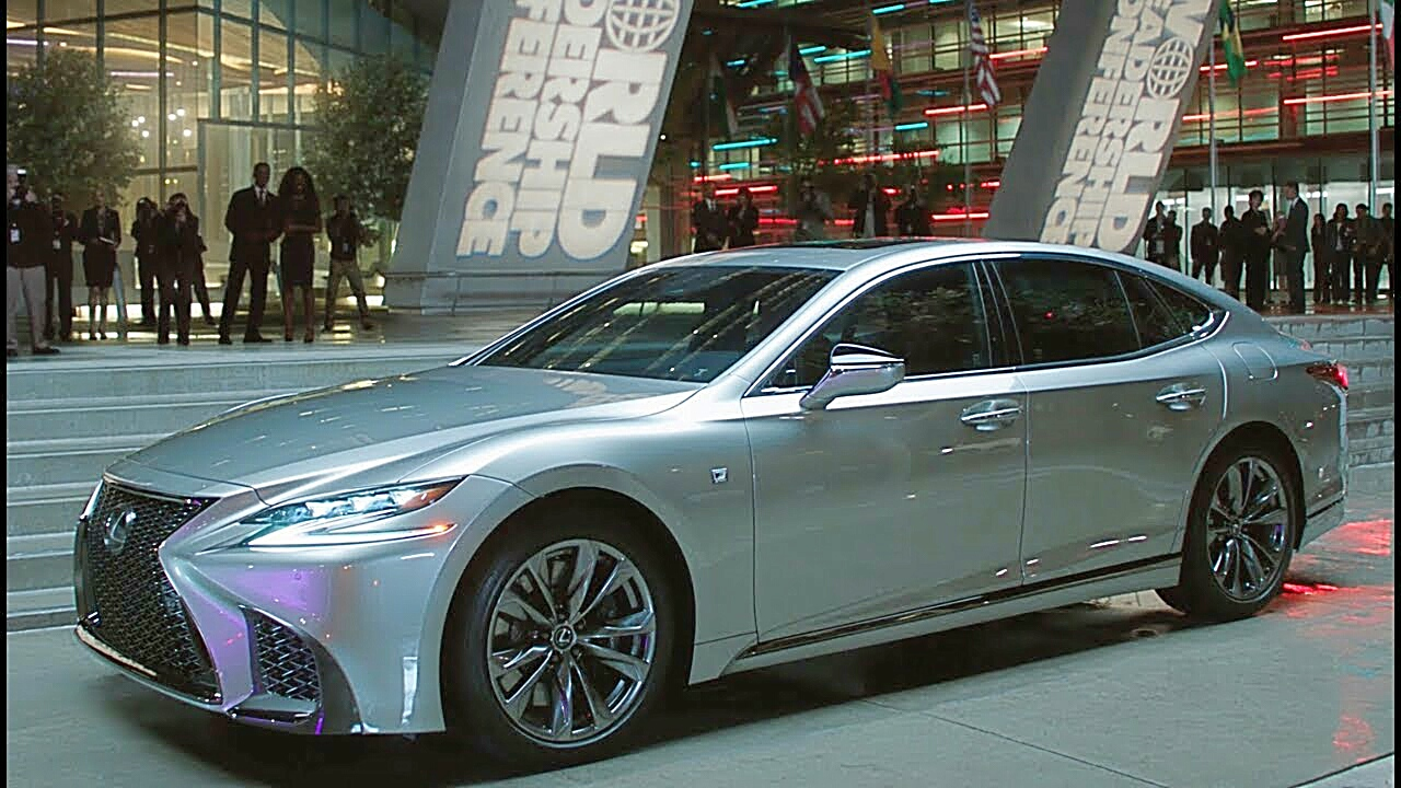 Lexus Introduces Vehicles Inspired by Marvel Studios